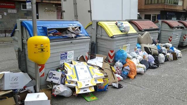 El comité de empresa del servicio de limpieza y recogida de basuras anuncia  huelga para el 21 de agosto