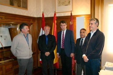 La Diputación propone a la Uned la realización de un estudio sobre los recursos naturales