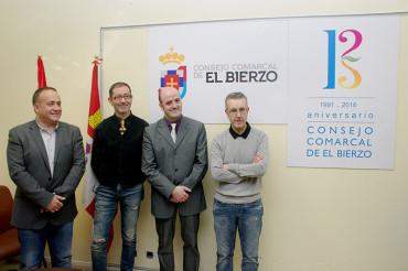 El Consejo Comarcal presenta los dos logotipos ganadores para su imagen y el 25º Aniversario