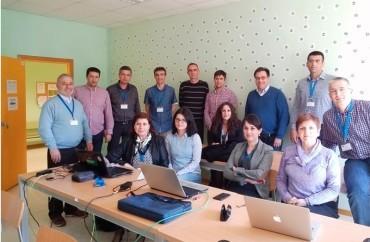 El Campus de Ponferrada colabora en la formación sobre geodesia de 7 universidades de los Balcanes