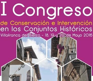 Villafranca acoge un congreso para debatir sobre la conservación e intervención de los conjuntos históricos