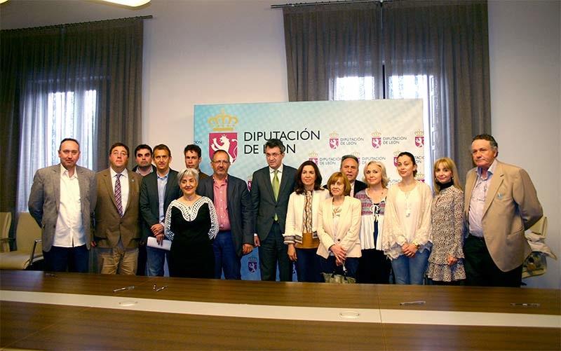 Diputación colabora con el mantenimiento de las escuelas de música de la provincia con 450.000 euros