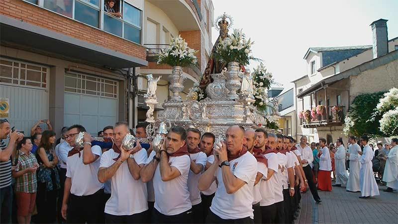 Las Fiestas de la Encina se celebran este año del 4 al 10 de septiembre