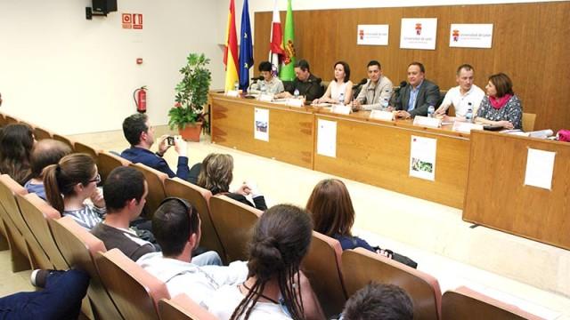 La I Semana Internacional del Campus arranca con los temas de Erasmus y la experiencia de la minería polaca en el desarrollo rural
