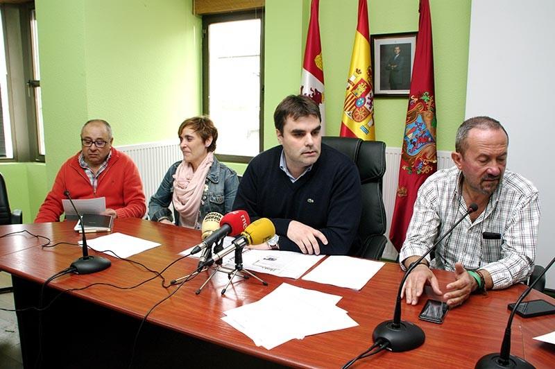 """Sergio Álvarez: """"El PP ha mentido durante los últimos 4 años, la deuda no era de 13 millones de euros sino de 6,5"""""""