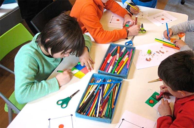 """La Fábrica de Luz organiza el taller """"Cuadrado-cubo"""""""
