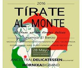 """Hornija celebra el primer festival """"Tírate al monte"""""""