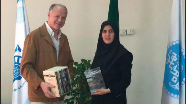 La Universidad de Teherán estudia la obra de Enrique Gil y Carrasco