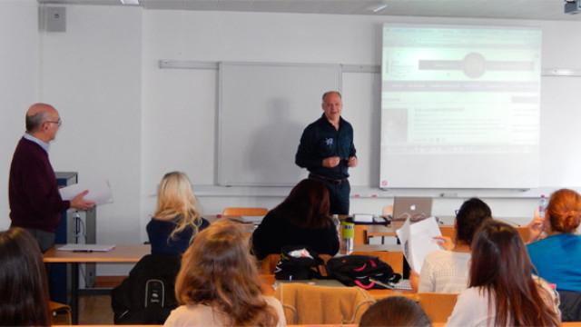 Valentín Carrera imparte un seminario sobre Enrique Gil y Carrasco en la Universidad de Friburgo