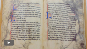 """""""La época de las Cruzadas y los Templarios"""", nueva exposición de libros de los siglos XII, XIII y XIV en la Biblioteca Templaria"""