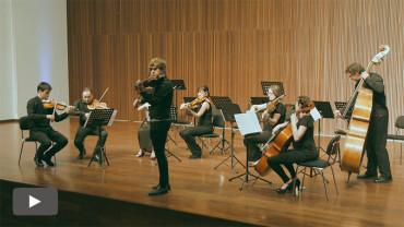 Profesores y alumnos del Conservatorio ofrecen un concierto solidario a favor de Cooperación Bierzo Sur