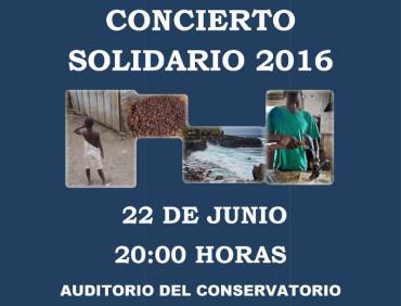 Concierto solidario a favor de Cooperación Bierzo Sur en el Conservatorio Cristóbal Halffter