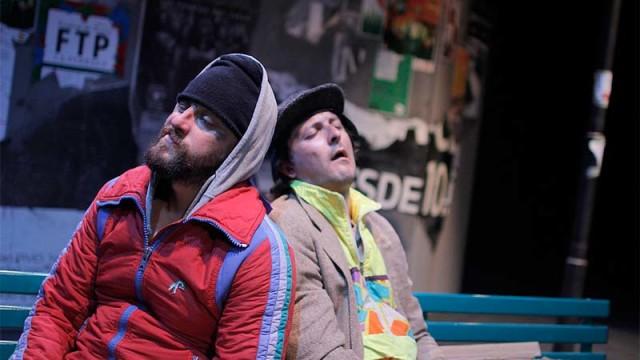 """Teatro Atópico presenta en Cubillos del Sil la comedia """"Desgraciados"""""""