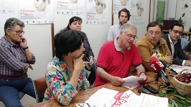 El Ayuntamiento de Villafranca y el IEB recuperan la Fiesta de la Poesía que homenajerá a Antonio González Guerrero