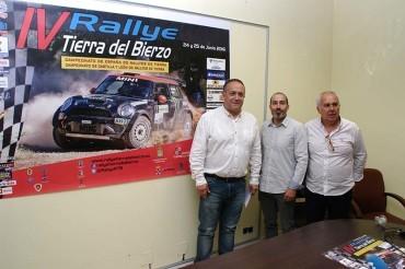 60 pilotos participan en el IV Rallye Tierra del Bierzo