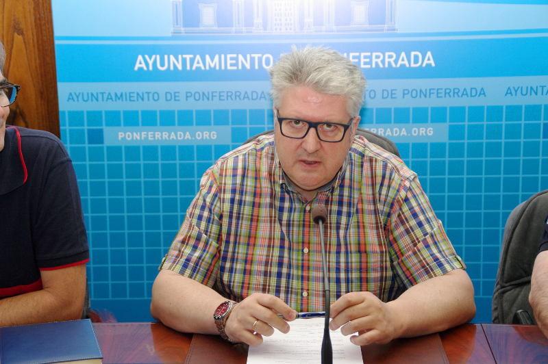 El equipo de gobierno del Ayuntamiento de Ponferrada descarta la municipalización del TUP