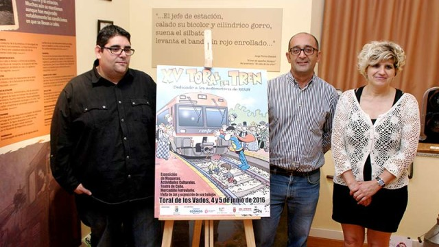 La 15ª edición de Toral en Tren reivindica los automotores