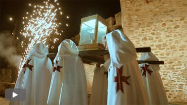 Los Templarios cumplen su cita con la primera luna llena del solsticio de verano