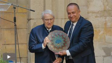 El nombramiento de Cristóbal Halffter como Hijo Adoptivo del Bierzo clausura los actos de celebración del 25º Aniversario del Consejo Comarcal
