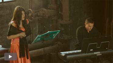 La soprano Nathalie G. Bardón y el pianista Pablo García ofrecen un concierto lírico en el V Aniversario de la Fábrica de Luz