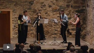 Exquisito Ensemble, un quinteto especializado en la interpretación con instrumentos originales