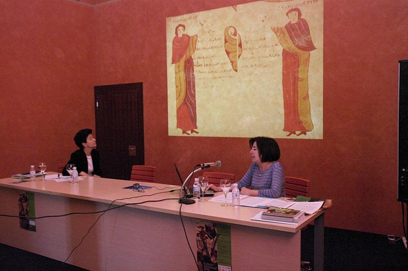 """Gregoria Cavero: """"Para valorar un códice hay que aprender a interpretarlo"""""""