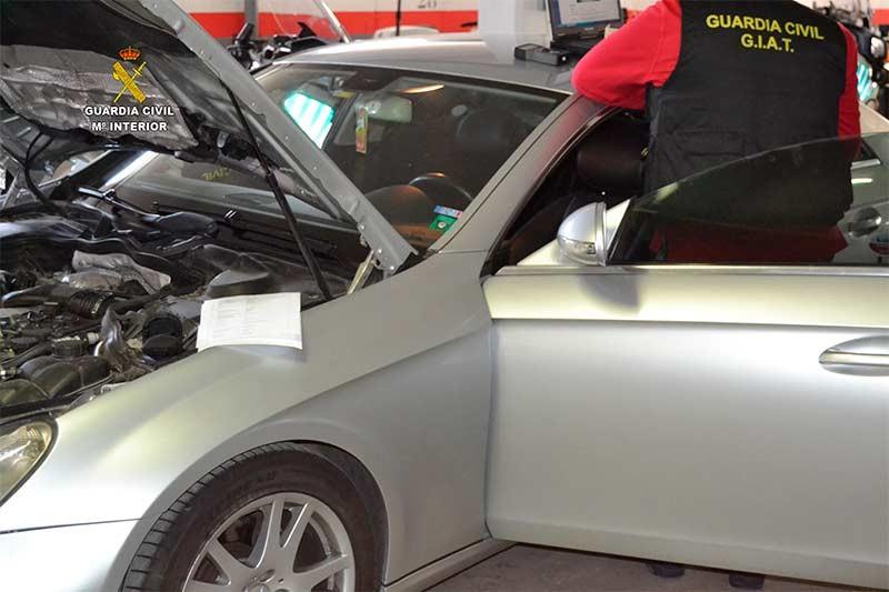 Detenidas 11 personas por estafa en la compra de vehículos de alta gama