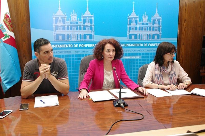 Gloria Fernández exige explicaciones y responsabilidades a Samuel Folgueral ante la anulación del contrato de basuras por el TSJ
