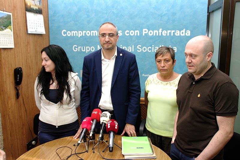 """Olegario Ramón: """"Esta gota es la que colma el vaso, exigimos responsabilidades políticas y patrimoniales al Bipartito"""""""