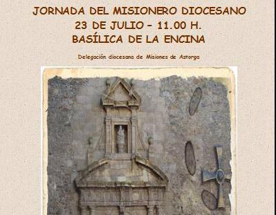 La Basílica de la Encina acoge la jornada del Misionero Diocesano