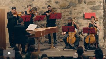 Música antigua en Corteza de Encina con Ensemble Barroco de Ponferrada