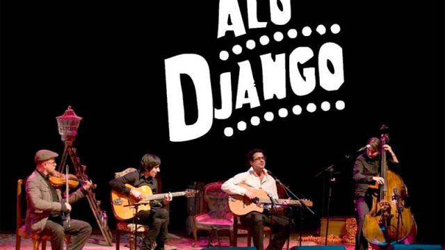 El mesón Puente Romano de Molinaseca presenta el show Aló Django