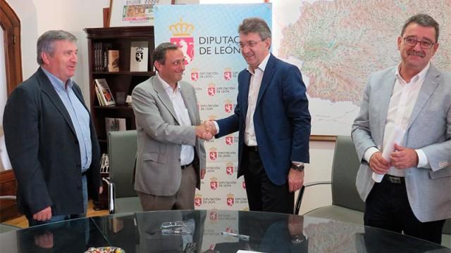 Diputación apoyará Biocastanea 2016 con 8.000 euros