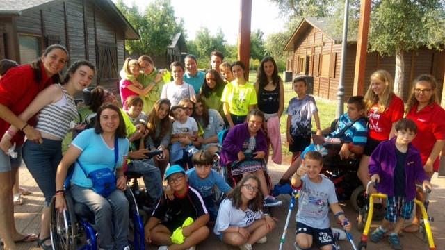 Concluye con éxito el Campamento de Aspaym en el Bosque de los Sueños