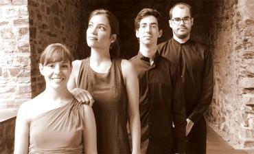El Cuarteto Boissier ofrece piezas de Mozart y Mendelssohn en Corteza de Encina