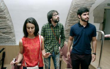 La Fundación Pedro Álvarez Osorio otorga la beca de Altos Estudios al saxofonista David Delgado