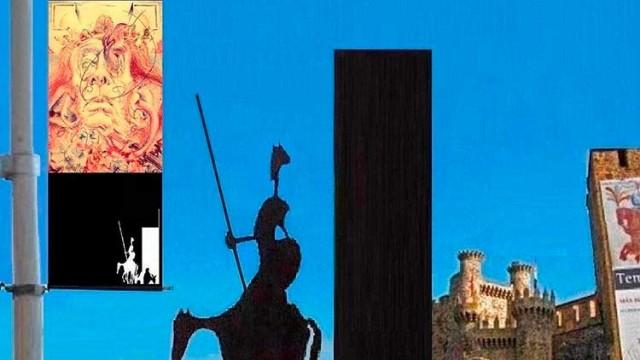 La exposición Santalla & Strarts visitable a partir del viernes