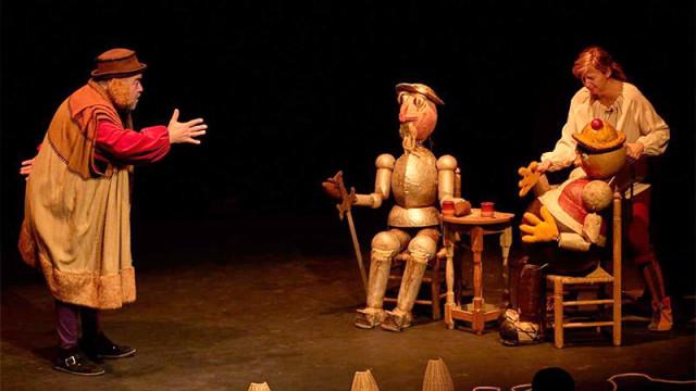 Teatro Arbolé abrirá el Festival Internacional de Títeres en el Monasterio de Carracedo