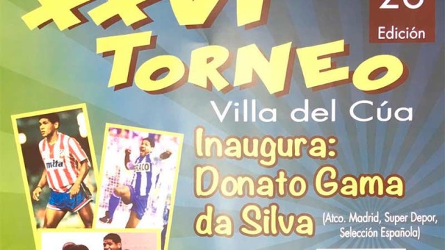 Vega de Espinareda celebra el 26º Torneo Villa del Cúa