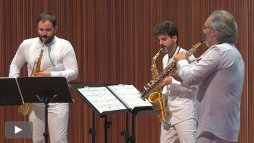 "Sigma Project estrena la obra ""10 Stüke"" de Planells en el I Festival de Música Contemporánea Cristóbal Halffter"