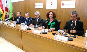 La ULE modernizará las instalaciones de Fisioterapia y colaborará con el ayuntamiento para la promoción del Campus