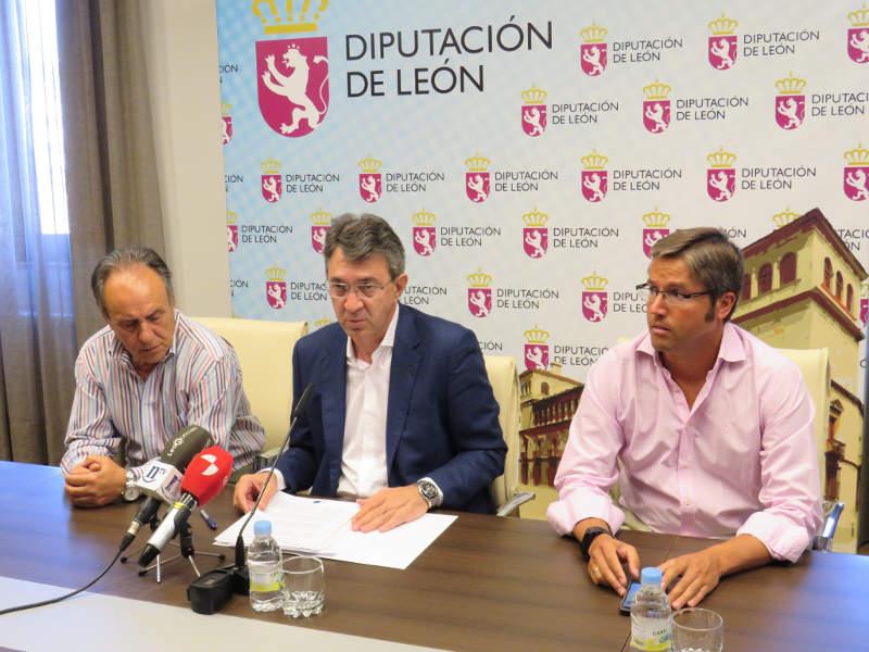 La Junta de Gobierno de la Diputación de León aprueba las ayudas para el Camino de Santiago.