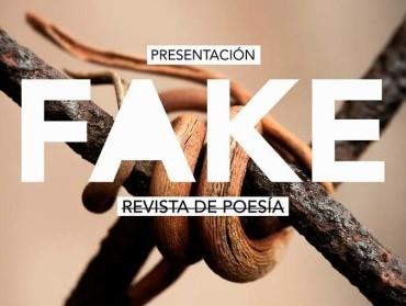 """El Museo de la Radio acoge la presentación de la revista de poesía """"Fake"""""""