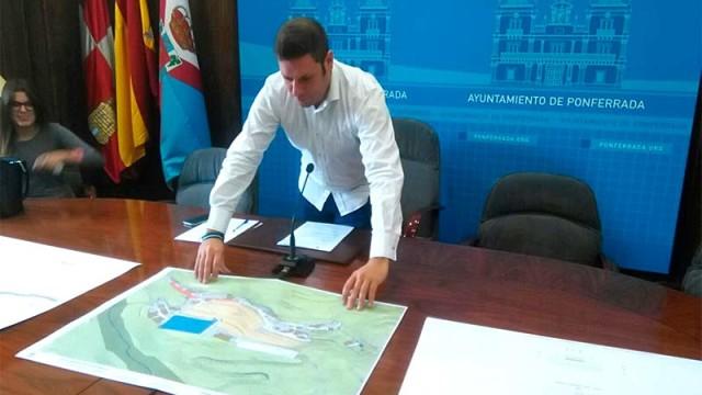 Medio Rural saca a concurso la pavimentación de la calle real de Montes de Valdueza por 95.000 euros
