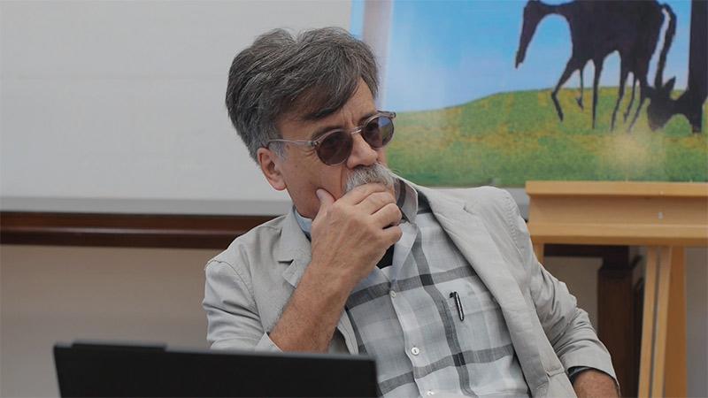 Joaquín García Santalla. Foto: Raúl C.