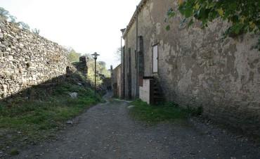 Patrimonio aprueba la rehabilitación de la galería oriental del Monasterio de San Pedro de Montes