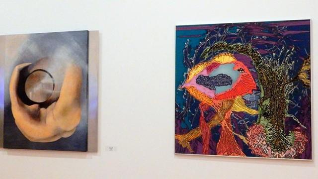 """La sala de exposiciones del Campus presenta la muestra colectiva """"Nosotras"""""""