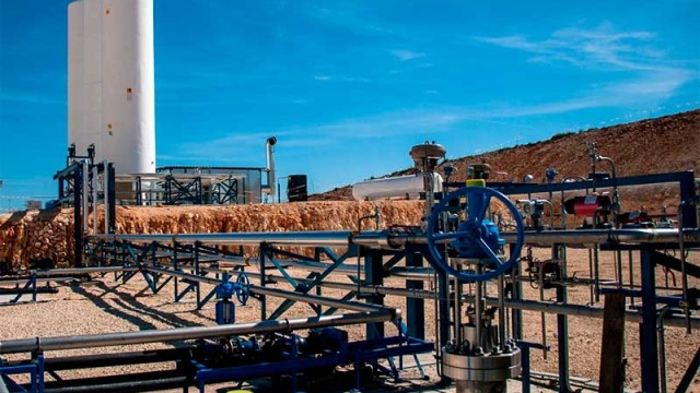 CIUDEN obtiene 2,7 millones de euros para un proyecto de almacenamiento de CO2 en Hontomín