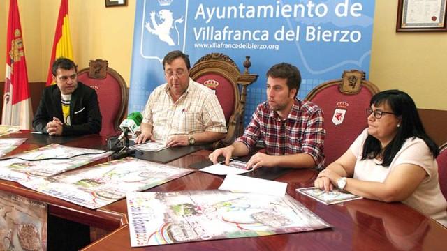 El rector de la Universidad de Vigo, Salustiano Mato de la Iglesia, será el pregonero de las Fiestas del Cristo de Villafranca