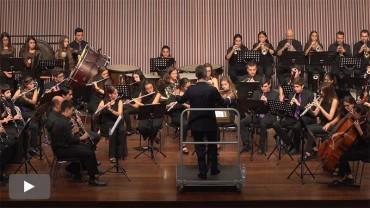 La Banda de Música da la bienvenida al otoño